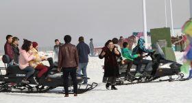 金湖杨国际滑雪场周末门票成人票(全天票)