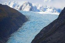 新西兰福克斯冰川