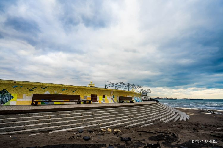 Samyang Black Sand Beach2