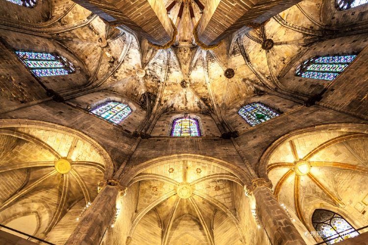 Basílica de Santa María del Mar2
