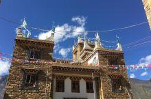 美丽的丹巴藏寨