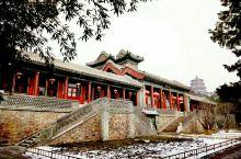 2017,北京久违的雪天——第一场春雪