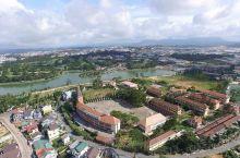 走在越南大叻城市裡~眼裡👀心裡💖是歐風的美😀