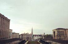 俯瞰布鲁塞尔