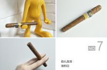 古巴真雪茄冰箱贴·换礼嘉宾潘那白【向游礼物】第七期