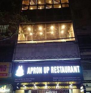 Apron Up Restaurant