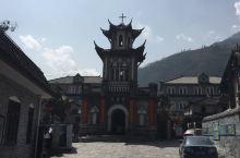 四川泸定县磨西天主教堂