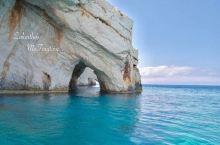 希腊 扎金索斯 蓝洞