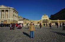 金碧辉煌的欧洲皇宫---凡尔赛宫