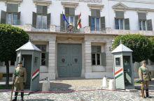 匈牙利布达佩斯~总统府
