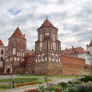 米尔城堡旅游景点攻略图