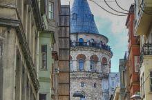 加拉太塔,伊斯坦布尔优美天际线的尖顶