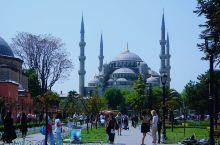 #元旦去哪玩#感受土耳其蓝色清真寺魅力