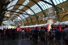 去一百次也不会腻的哈利波特园:霍格沃茨小火车!