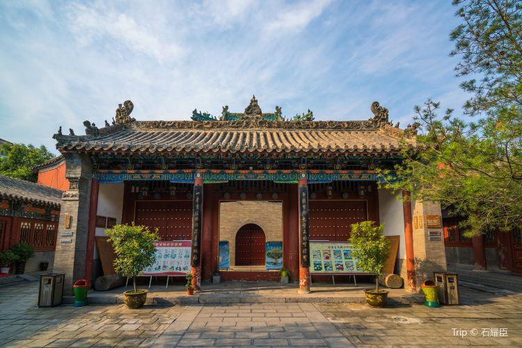 鄭州城隍廟2