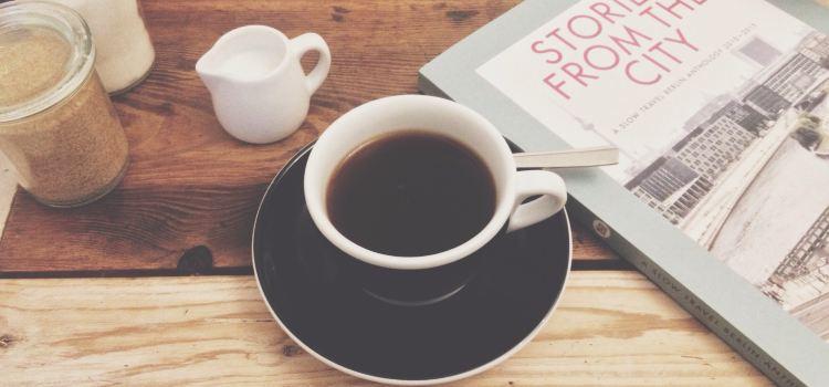 NO FIRE NO GLORY Kaffee Bar3