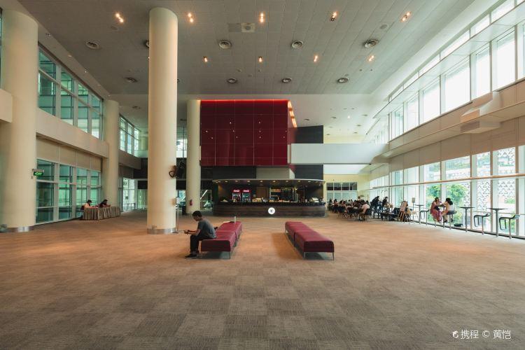 싱가포르 국립 도서관4