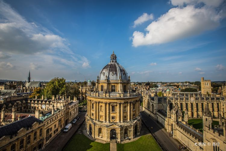 Radcliffe Camera4