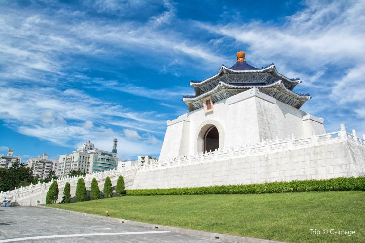 Chiang Kai-shek Memorial Hall4