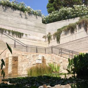 盖蒂别墅博物馆旅游景点攻略图