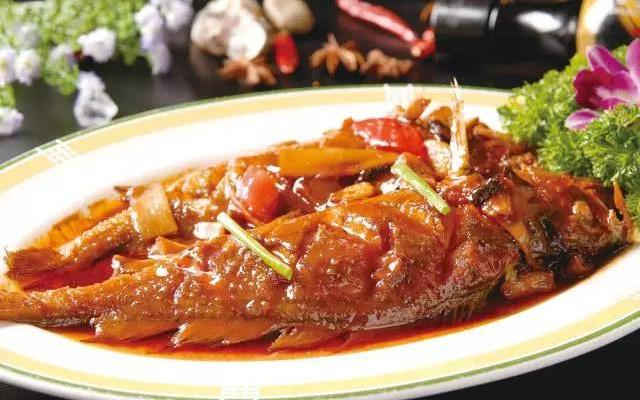 湄江冬日里的美食