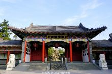 漫步东方文化园,登塔远眺三江,古刹里听千年梵音