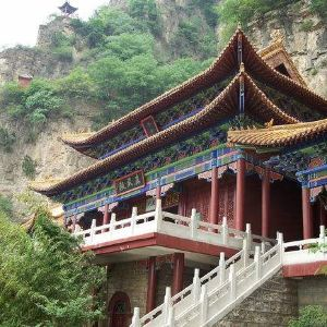 苍岩宫旅游景点攻略图