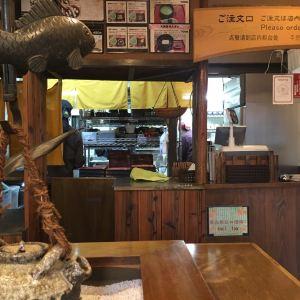 水谷茶屋旅游景点攻略图