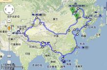 骑摩托到达了最东抚远、最西乌恰、南三亚、最北漠河、拉萨、老挝和泰国!