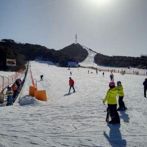 云佛滑雪场旅游景点攻略图