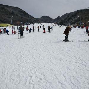 大围山野外滑雪场旅游景点攻略图