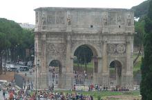 君士坦丁凯旋门·罗马