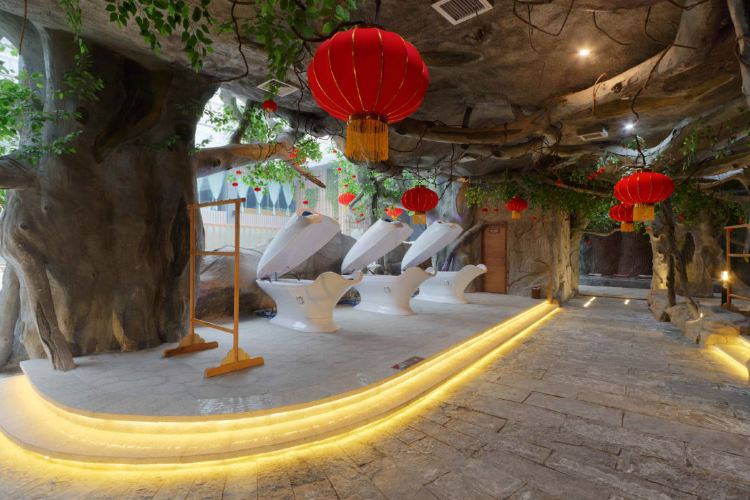 Yuquanwan Hot Spring1