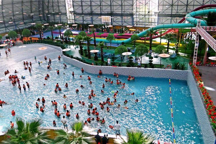 Fulaideng Hot Spring Water Park3