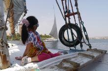 尼罗河上的三桅帆船