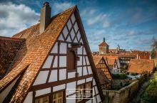 中世纪明珠-罗滕堡