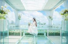 碧海天蓝,白云为伴,在巴厘岛写下我们相守一生的诺言