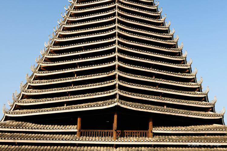 Sanjiang Drum Tower1
