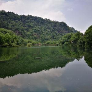 清音平湖旅游景点攻略图