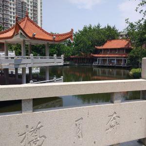 晋江敏月公园-水上乐园旅游景点攻略图