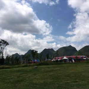 森哒星生态度假公园旅游景点攻略图