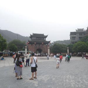 凤凰广场旅游景点攻略图