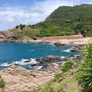 南鹏岛旅游景点攻略图