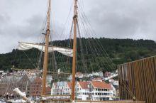 挪威卑尔根布吕根码头尝当地特产(2018/7)