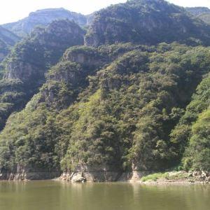 青天河旅游景点攻略图