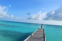 库拉玛瑅岛的拖尾沙滩