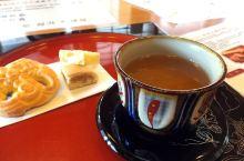 下午茶之美不在于茶点——首里城锁之间茶室