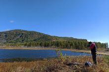阿尔山乌苏浪子湖