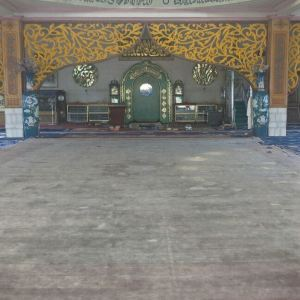 南关清真大寺旅游景点攻略图