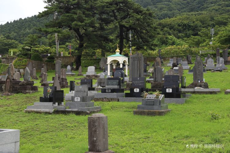 Hakodate Foreign General Cemetery1